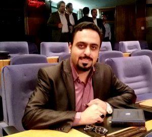 مصطفی پورمرتضوی در کنفرانس ساخت ایران