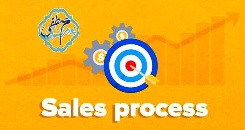 طراحی فرآیند فروش